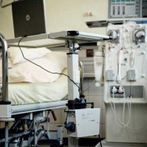TT am Krankenbett