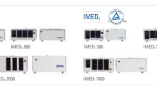Medizinische Trenntransformatoren der Serien IMEDe und IMEDi